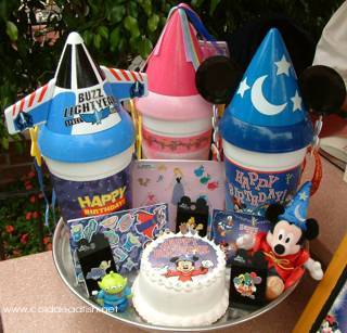 Birthdays at the Disneyland Resort in Anaheim